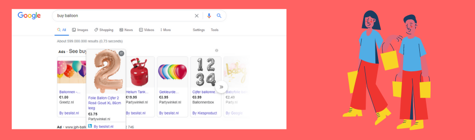 What are Google Shopping campaigns?